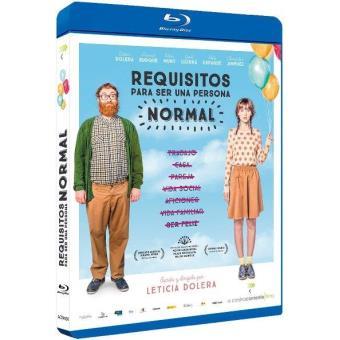 Requisitos para ser una persona normal - Blu-Ray