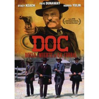 Doc: Duelo a muerte en OK Corral - DVD
