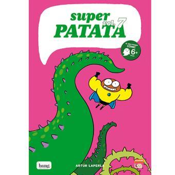Superpatata 7 (Edición en catalán)