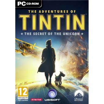 Tintin: El Secreto del Unicornio PC