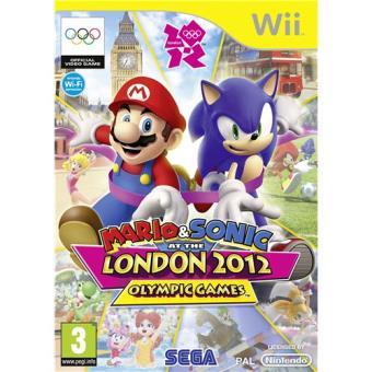Mario & Sonic en los JJOO 2012 WII