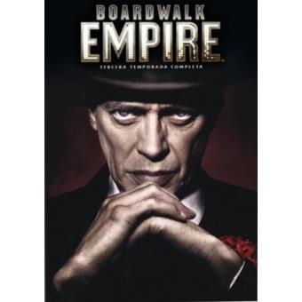 Boardwalk EmpireBoardwalk Empire - Temporada 3 - DVD