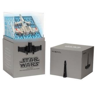Drone Star Wars X-Wing Starfighter - Ed. Coleccionista