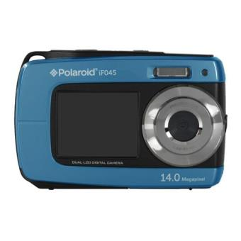 Cámara Sport Polaroid IFC045 Blue Sumergible