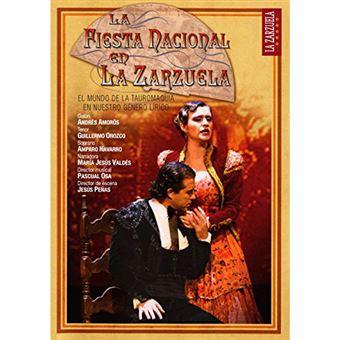 La Fiesta Nacional en la Zarzuela - DVD