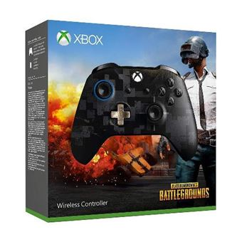 Mando inalámbrico XBox Playerrunknown`s Battlegrounds Limited Edition
