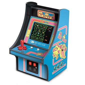 Consola Retro Micro My Arcade Miss Pac-Man