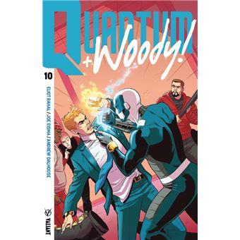 Quantum + Woody 10 grapa