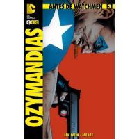 Antes de Watchmen. Ozymandias3