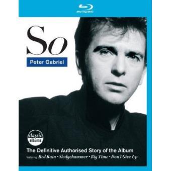 Peter Gabriel. So (Blu-Ray)