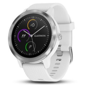 Smarwatch Garmin Vívoactive 3 Plata/Blanco