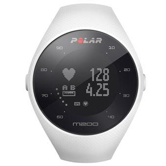 Pulsómetro Polar M200 Blanco