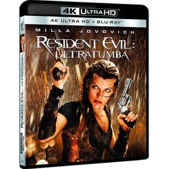 Resident Evil 4: Ultratumba  - UHD + Blu-Ray