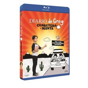 Diario de Greg: Carretera y manta - Blu-Ray