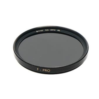 B+W - Filtro Infrarrojo negro 72mm