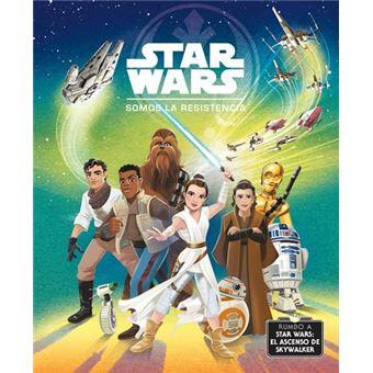 Rumbo a Star Wars: El ascenso de Skywalker. Somos la Resistencia