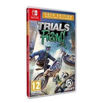 Trials Rising Gold Nintendo Switch