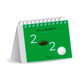 Calendario 2020 escritorio Ley de Murphy