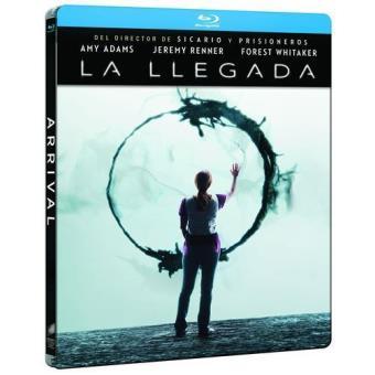 La llegada - Steelbook Blu-Ray - Exclusiva Fnac