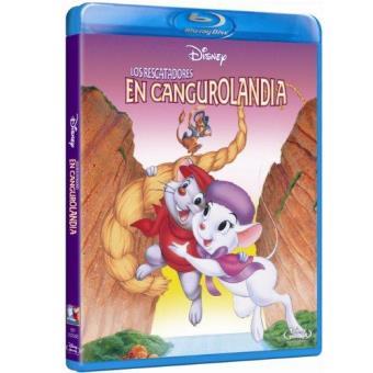 Los rescatadores en Cangurolandia - Blu-Ray