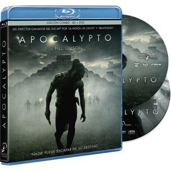 Apocalypto - DVD + Blu-ray