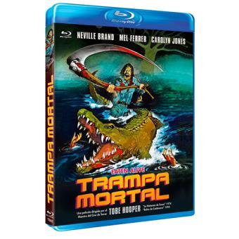 Trampa mortal - Blu-Ray
