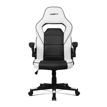 Silla Gaming Drift DR75 Blanco - Negro