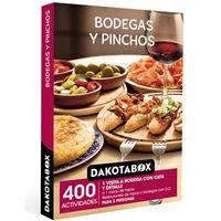 Caja regalo Dakotabox Bodegas y Pinchos
