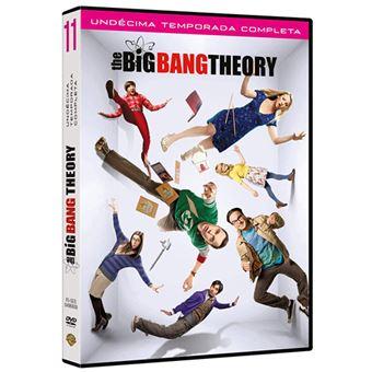 The Big Bang Theory  Temporada 11 - DVD