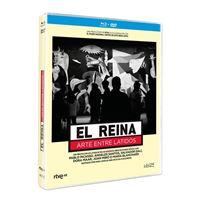 El Reina. Arte entre latidos - Blu-Ray+DVD