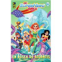 DC Super Hero Girls: La búsqueda de Atlantis