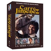 Curro Jiménez  Serie Completa - DVD