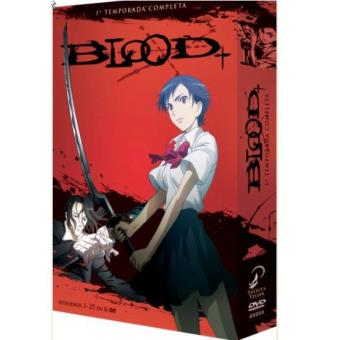 Blood - Temporada 1 - DVD