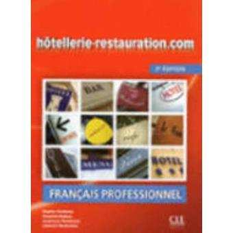 Hotellerie-Restauration.Com Livre de l'Eleve + CD