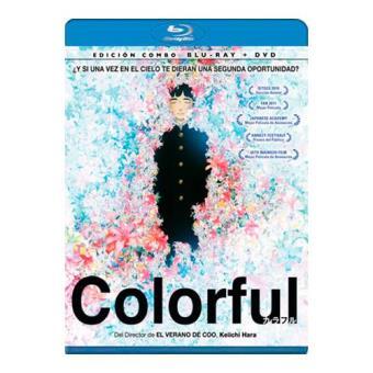 Colorful - Blu-Ray