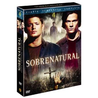 SobrenaturalSobrenatural - Temporada 4 - DVD