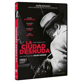 La ciudad desnuda  Ed Restaurada - DVD