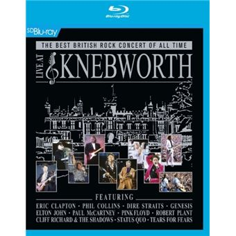Live At Knebworth - Blu-Ray