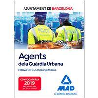 Agents de La Guàrdia Urbana de L'Ajuntament de Barcelona - Prova de cultura general