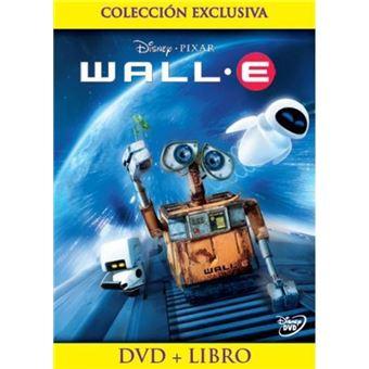 Wall-E - Exclusiva Fnac - DVD + Libreto