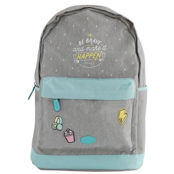 Mr Wonderful Mochila - Be brave and make it happen