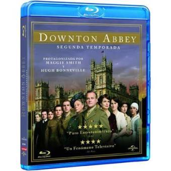 Downton AbbeyDownton Abbey - Blu-Ray Temporada 2