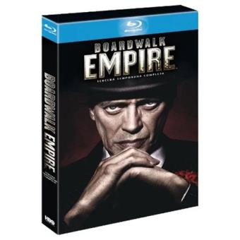 Boardwalk EmpireBoardwalk Empire - Temporada 3 - Blu-Ray