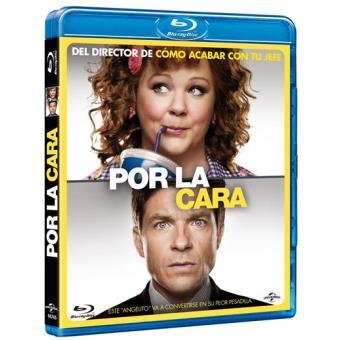 Por la cara - Blu-Ray