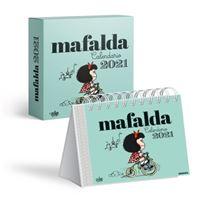 Calendario de escritorio Mafalda 2021 Verde Caja