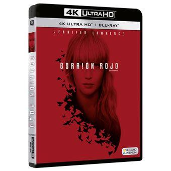 Gorrión rojo - UHD + Blu-Ray