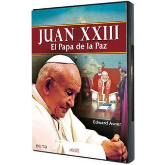 Juan XXIII: El Papa de la paz - DVD