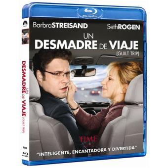 Un desmadre de viaje - Blu-Ray