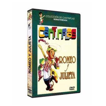 Romeo y Julieta - DVD