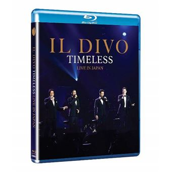 Il Divo.Timeless Live in Japan - Blu-Ray